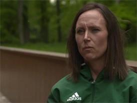 Pernilla Larsson, Referee, Sweden - 1