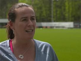 Dagmar Damkova, Referee Committee Member - 2