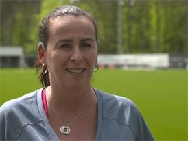 Dagmar Damkova, Referee Committee Member - 1