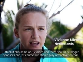 Vivianne Miedema - Netherlands