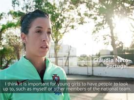 Claudia Neto - Portugal 1