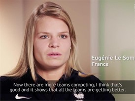 Eugenie Le Sommer - France