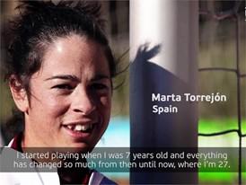 Marta Torrejon - Spain