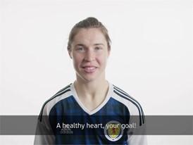 Jane Ross Healthy Heart One  Goal