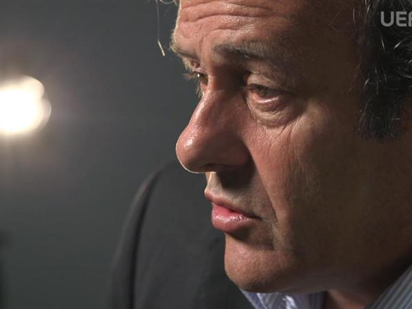 Michel Platini previews RESPECT Diversity Conference