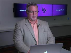 University of Phoenix Hacking Broll