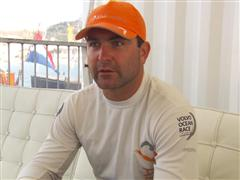 Volvo Ocean Race - Pre-In Port Race N°1 Interview with Charlie Enright (Team Alvimedica)
