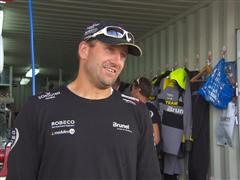 Volvo Ocean Race - Pre-In Port Race N°1 Interview with Jens Dolmer