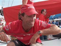 Post In Port Race ITV with Iker Martinez (Skipper - MAPFRE)