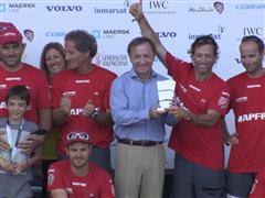 In Port Race N°1 - Alicante - Prize Giving Ceremony