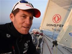 72h at sea in a very tricky Leg 3