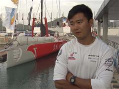 Pre-Leg 4 Interview with Wolf (CHN)