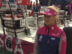 Pre-Leg 4 Interviews with Anna Lena Elled (SWE)