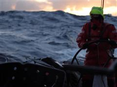 Southern Ocean Sailing in the 2011-12 Volvo Ocean Race