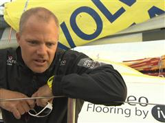 Leg 5 - Dock interview with Gerd-Jan Poortman (NED)