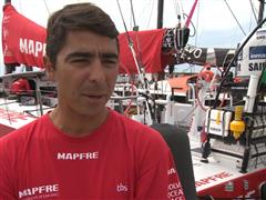 Pre-Leg 6 Interview with Andre Fonseca (BRA)