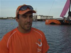 Pre-Leg 6 Interview with Mark Towill (USA)