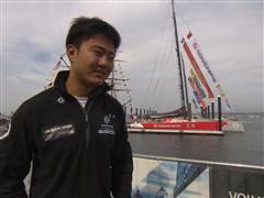 Pre-Leg 7 Interview with Wolf (CHN)