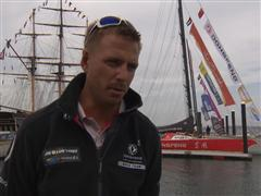 Pre-Leg 7 Interview with Martin Stromberg (SWE)