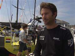 Pre-Leg 7 interview with Adam Minoprio (AUS)