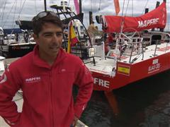 Pre-Leg 7 Interview with Andre Fonseca (BRA)