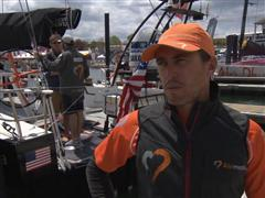 Pre-Leg 7 Interview with Alberto Bolzan (ITA)
