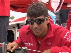 Leg 7 In-Port Race Victory Interview with Andre Fonseca (BRA)