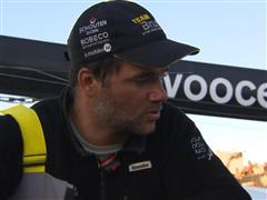 Leg 7 win interview with Pablo Arrarte (ESP)