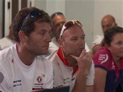 Penalty point pain for trio of boats