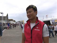 Pre-Leg 9 Interview with Wolf (CHN)