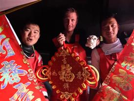Frustrating Chinese New Year for Dongfeng Race Team