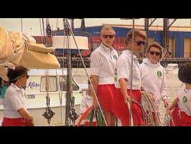 New Video Available - SCA to Enter All-Female Team For Next Volvo Ocean Race