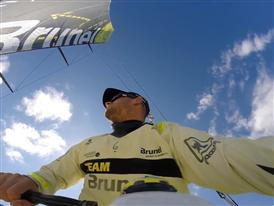 2014-2015 Volvo Ocean Race: all the teams' on-board footage