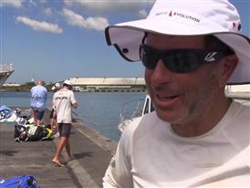 VIDEO INTERVIEW - Rob Salthouse (NZL - Team Vestas Wind) now available