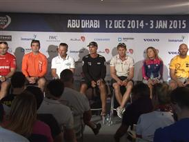 Leg 3 Skippers' Press Conference