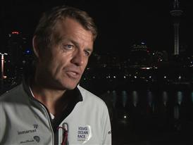 Knut Frostad, Volvo Ocean Race CEO - Leg 5 Start statement