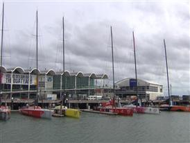 Cyclone Pam in Auckland Footage