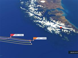 3D ANIMATION OF THE FLEET AND DONGFENG RACE TEAM RE ROUTING (UP TO DATE)