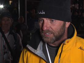 Leg 6 arrival interview with Ian Walker (GBR)