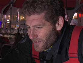 Leg 6 arrival interviews with Charles Caudrelier (FRA)