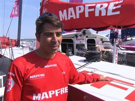 In-Port Race Win Interview with Andre Fonseca (BRA)