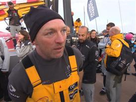 Leg 8 3rd place Interview with Justin Slattery (IRL)