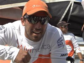 Leg 9 Win Interview - Mark Towill (USA) - in English