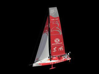 2014-2015 Volvo Ocean Race: General 3D animations (Volvo Ocean 65 3D views and Route)
