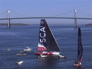 Team SCA sixth in Newport - What Might Have Been