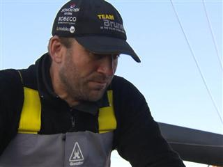 Leg 7 win Interview with Jens Dolmer (DEN)