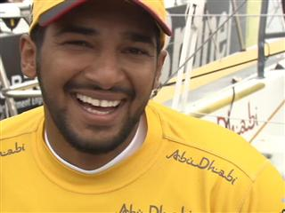 Gothenburg In-Port Race Interview with Adil Khalid (UAE)