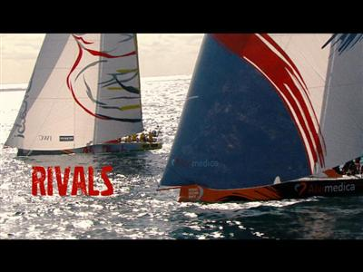 Life at the Extreme -  Volvo Ocean Race 2014-15 (Promo)