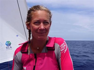 Meet the Aussie Under 30s sailing on the toughest ocean race in the world