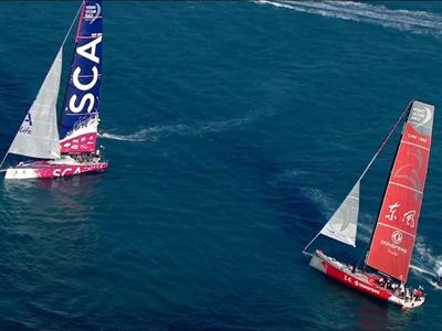 Team SCA breeze to win Abu Dhabi's In-Port Race